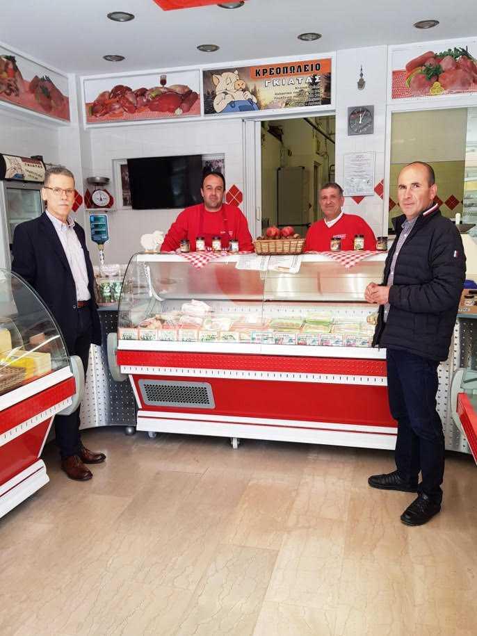 Στήριξη του δήμου Κοζάνης στις επιχειρήσεις μετά το καθολικό κλείσιμο λόγω κορωνοϊού
