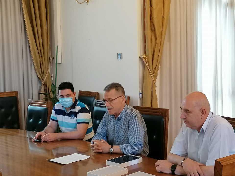 Πρωτοπόρα εφαρμογή του δήμου Κοζάνης για την εξυπηρέτηση κωφών και βαρήκοων ατόμων