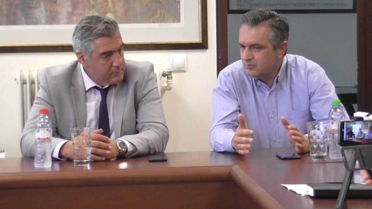 Με συμμετοχή μεγάλων οργανισμών, εταιρειών, τεχνοκρατών και του κου Μουσουρούλη η Τηλεδιάσκεψη που οργάνωσε σήμερα Τρίτη, ο Περιφερειάρχης Γιώργος Κασαπίδης με θέμα ¨Τεχνολογία Υδρογόνου στην Δυτική Μακεδονία¨.