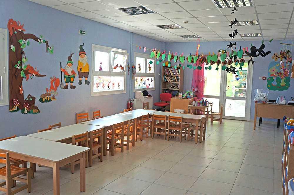 Λειτουργία Παιδικών Σταθμών Σερβίων