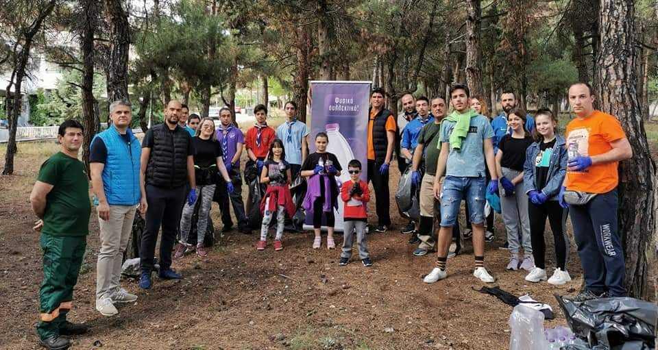 Συμμετοχή στις δράσεις του Δήμου για την Παγκόσμια Ημέρα Περιβάλλοντος στην Κοινότητα Κοζάνης