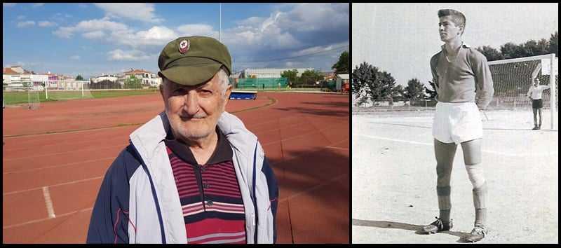 Παύλος Τσακιρίδης ο πρώτος σκόρερ της Κοζάνης , όλων των εποχών στη Β' εθνική