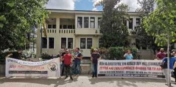 ΣΩΜΑΤΕΙΑ - ΦΟΡΕΙΣ ΔΥΤΙΚΗΣ ΜΑΚΕΔΟΝΙΑΣ. Διαμαρτυρία ενάντια στην «απολιγνιτοποίηση»