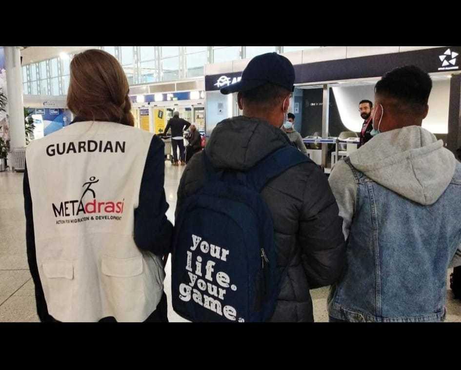 ΑΡΣΙΣ Κοζάνης: Δυο ακόμη ασυνόδευτοι ανήλικοι συναντούν τις οικογένειες τους στην Ευρώπη