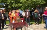 Πραγματοποιήθηκε (30-5-2020) έστω και με καθυστέρηση, η πανήγυρη  του ι. Εξωκλησιού Αγίου Αθανασίου Αγίας Κυριακής (Σκούλιαρης)  της Ιεράς Μητροπόλεως Σερβίων και Κοζάνης.  του παπαδάσκαλου Κωνσταντίνου Ι. Κώστα