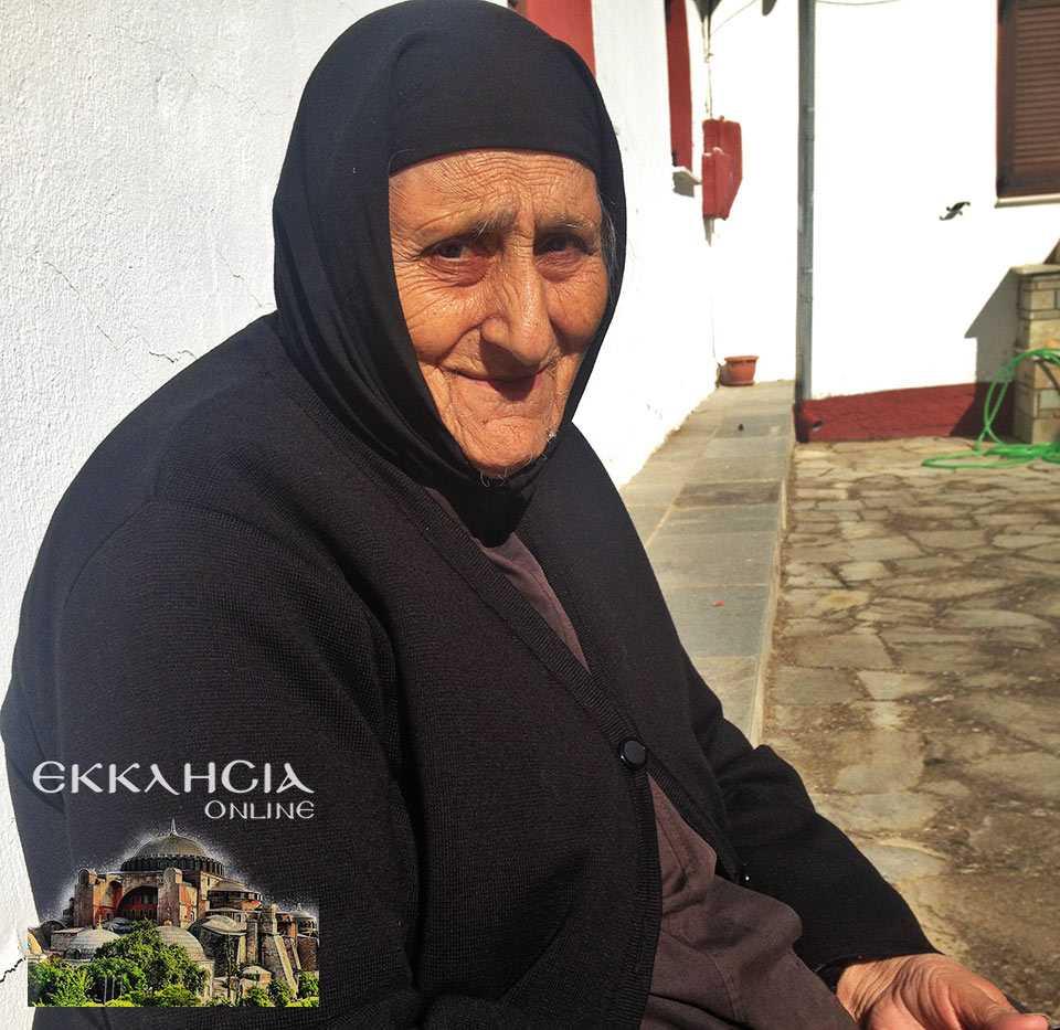 Κοιμήθηκε σήμερα πρωινές ώρες η Καθηγουμένη της Ιεράς Μονής Γεννέσιου της Θεοτόκου στο Δρυόβουνο της Κοζάνης, μοναχή Φεβρωνία σε ηλικία 87 ετών.