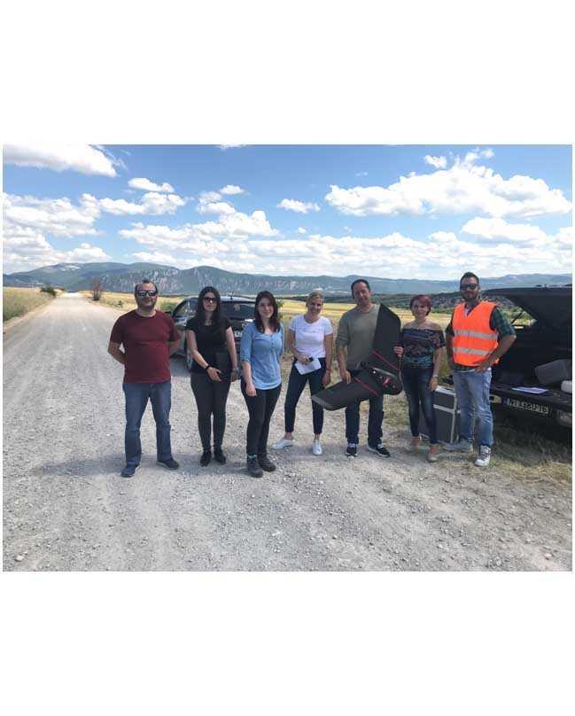 Συμμετοχή του Πανεπιστημίου Δυτικής Μακεδονίας στο ερευνητικό πρόγραμμα «ΔΙΑΣ-Παρακολούθηση καλλιέργειας κρόκου Κοζάνης με Μη επανδρωμένα Ιπτάμενα Οχήματα».