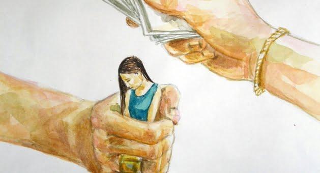 Εμπορία ανθρώπων & σωματεμπορίας για το 2019. Το μεγαλύτερο ποσοστό δραστών (αναλογικά) είναι Αλβανικής και Βουλγαρικής Εθνικότητας. Στατιστικά της Ελληνικής Αστυνομίας