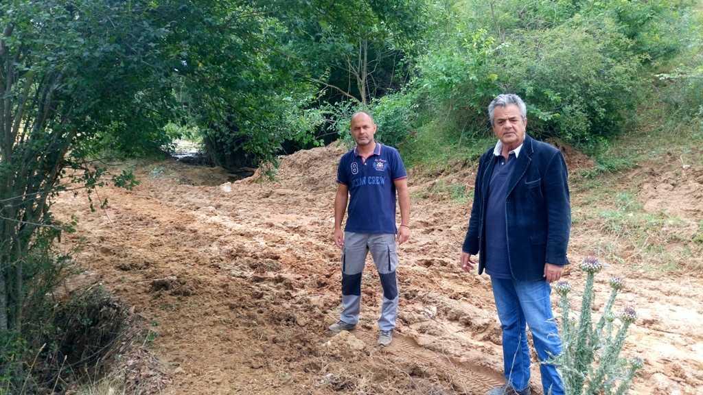 Άμεση παρέμβαση της Περιφερειακής Ενότητας (ΠΕ) Κοζάνης για την αντιμετώπιση των πρόσφατων έκτακτων πλημμυρικών φαινομένων.