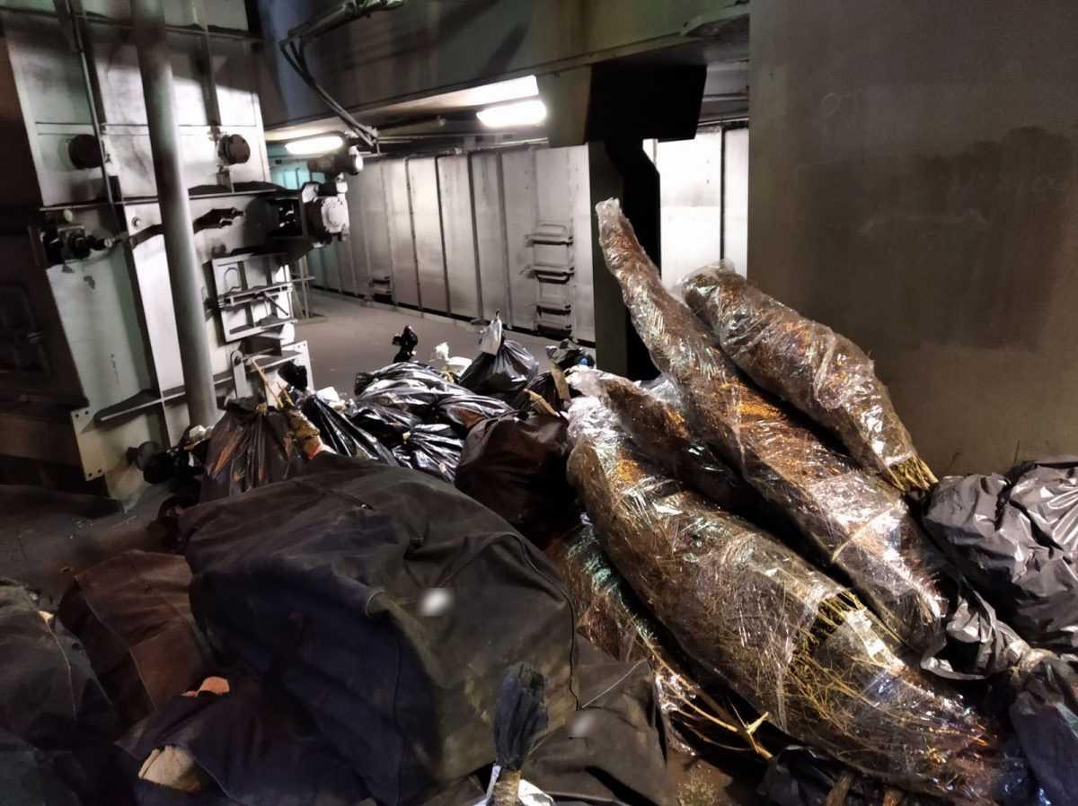 Καταστράφηκαν χθες μεγάλες ποσότητες ναρκωτικών ουσιών σε υψικάμινο στο εργοστάσιο του ΑΗΣ Μελίτης ε μέριμνα του Τμήματος Ασφάλειας Φλώρινας