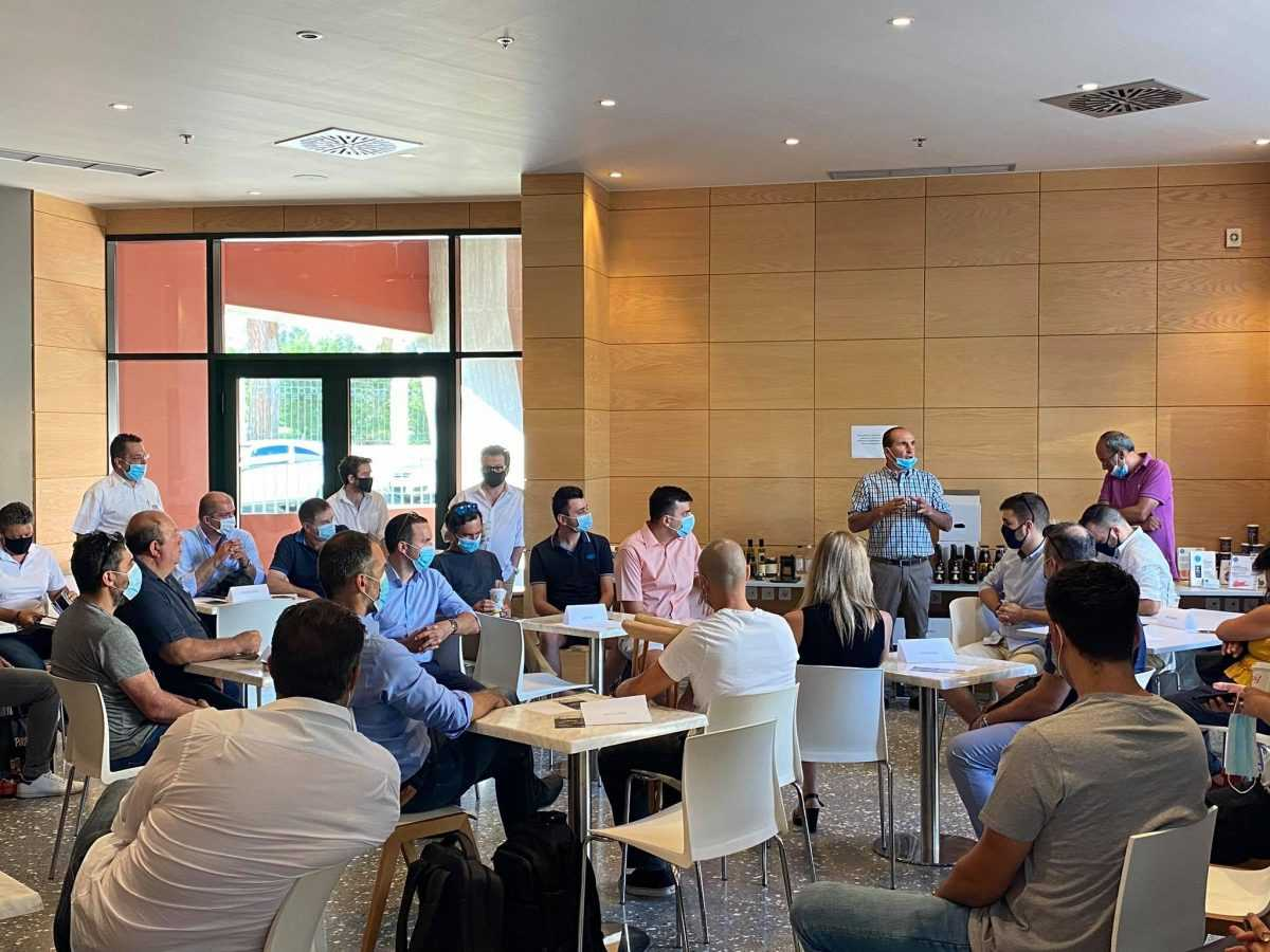 Θετικός ο απολογισμός των B2B συναντήσεων επιχειρηματιών και εκπροσώπων σούπερ μάρκετ για την ενίσχυση των τοπικών προϊόντων από το δήμο Κοζάνης