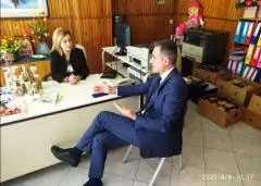 Επίσκεψη του Βουλευτή ΠΕ Κοζάνης Στάθη Κωνσταντινίδη στον Σύλλογο Πολύτεκνων Γονέων Εορδαίας