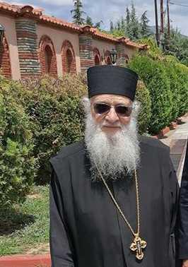 Αρχιμανδρίτης του Οικουμενικού Θρόνου χειροθετήθηκε σήμερα ο πατέρας Στέφανος, ηγούμενος της Ι.Μ. της Μεταμορφώσεως του Σωήρος στο Δρυόβουνο