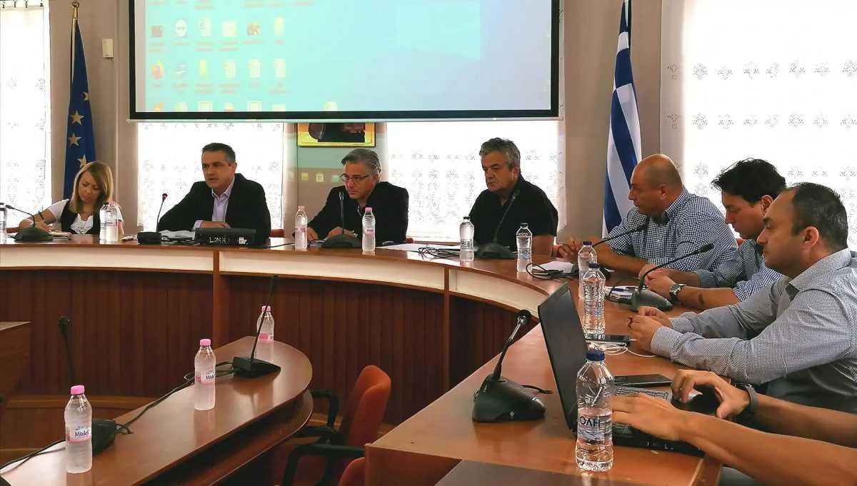 Στην Σιάτιστα πραγματοποιήθηκε συνάντηση στα πλαίσια της διαβούλευσης για τον σχεδιασμό της νέας προγραμματικής περιόδου.