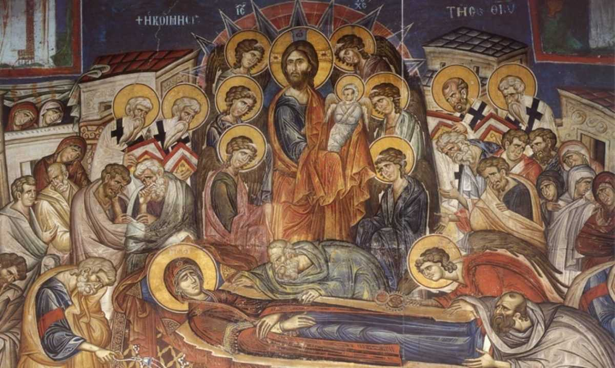 Δεκαπενταύγουστος 2020. – Ποιοι Ναοί πανηγυρίζουν στην Α.Π.Β.  της Ιεράς Μητροπόλεως Σερβίων και Κοζάνης.  του παπαδάσκαλου Κωνσταντίνου Ι. Κώστα
