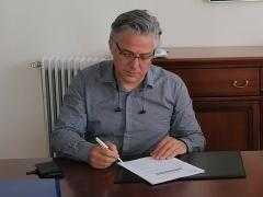 Υπογραφή τριών συμβάσεων έργων ενεργειακής αναβάθμισης στο Δήμο Βοΐου