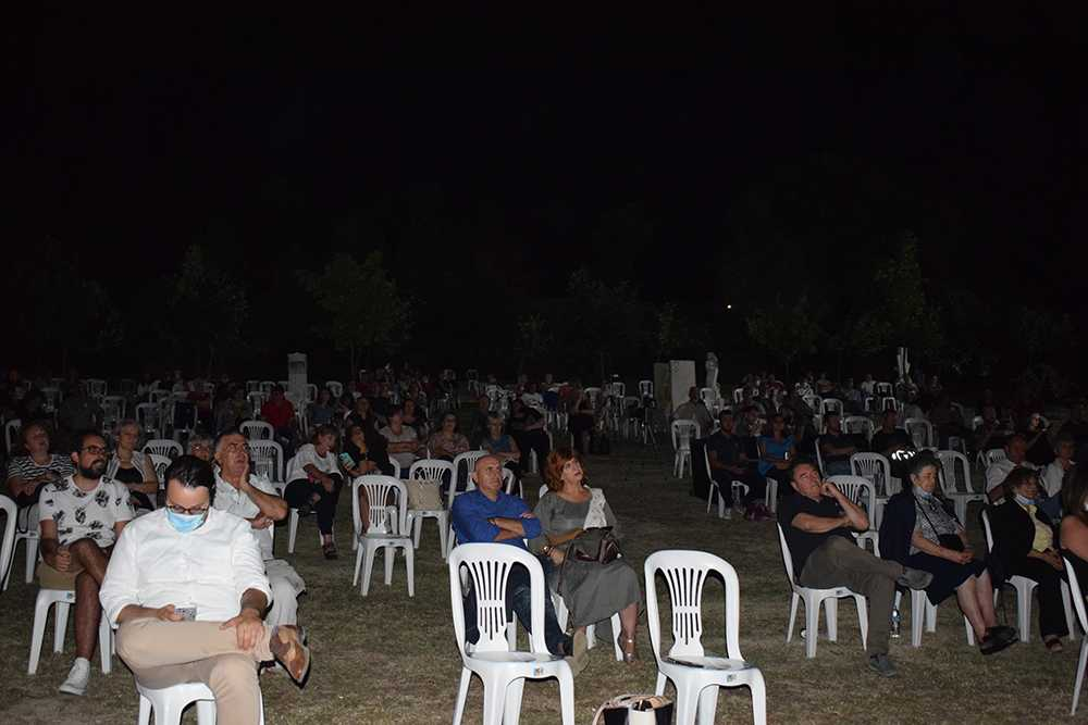 Πραγματοποιήθηκε με επιτυχία η εκδήλωση της Εφορείας Αρχαιοτήτων Κοζάνης για την αυγουστιάτικη πανσέληνο