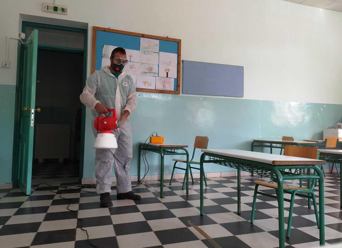 Έτοιμες οι σχολικές μονάδες του Δήμου Εορδαίας ενόψει έναρξης της νέας σχολικής χρονιάς.