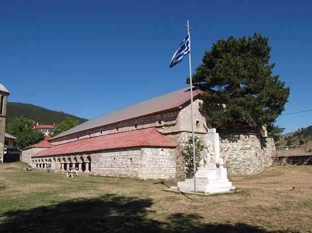 Έργα αποκατάστασης σε ιστορικούς ναούς της Δυτικής Μακεδονίας