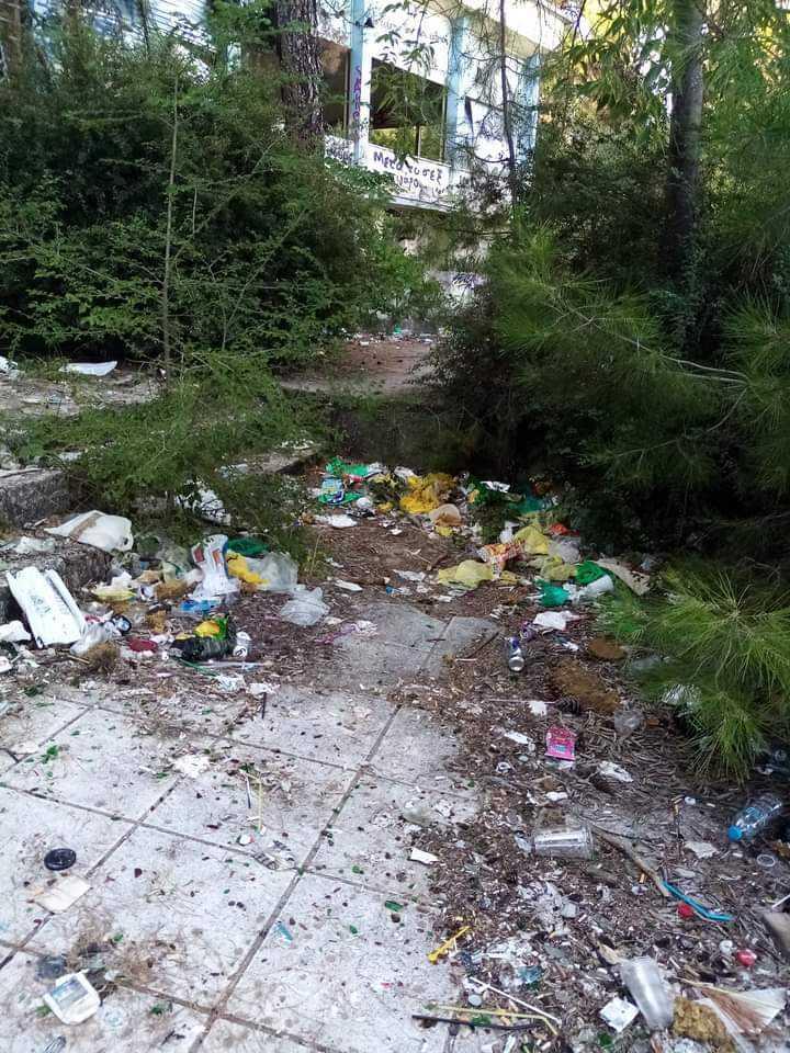 Καθαρίζουμε το ΞΕΝΙΑ! Το μπαλκόνι της Κοζάνης! Κυριακή 13 Σεπτεμβρίου