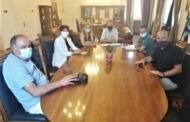 Συναντήσεις του δημάρχου Κοζάνης με εκπροσώπους των εκπαιδευτικών Πρωτοβάθμιας και Δευτεροβάθμιας Εκπαίδευσης