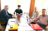 Συγκρότηση της Διοικούσας Επιτροπής «Εφορείας του εν Τσοτύλιω Γυμνασίου». Πρόεδρος  ο Μητροπολίτης Σισανίου και Σιατίστης κ.κ. Αθανάσιος,