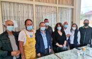 Επίσκεψη του Αντιπεριφερειάρχη Περιφερειακής Ανάπτυξης, Νίκου Λυσσαρίδη, στην τοπική κοινότητα Ροδίτη.