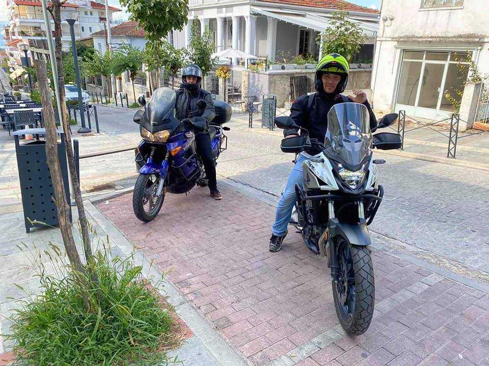 Οι Mavick Motovlogs, δύο νεαροί μοτοσικλετιστές Κοζανίτες μας