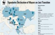 Δεκάδες Ευρωπαίοι δήμαρχοι ζητούν καθαρή απεξάρτηση από το κάρβουνο στο 3οΦόρουμ Δημάρχων για τη Δίκαιη Μετάβαση στη μεταλιγνιτική εποχή. Το τοπικό ελληνικό hub φιλοξενήθηκε στην αίθουσα «Κοβεντάρειο»