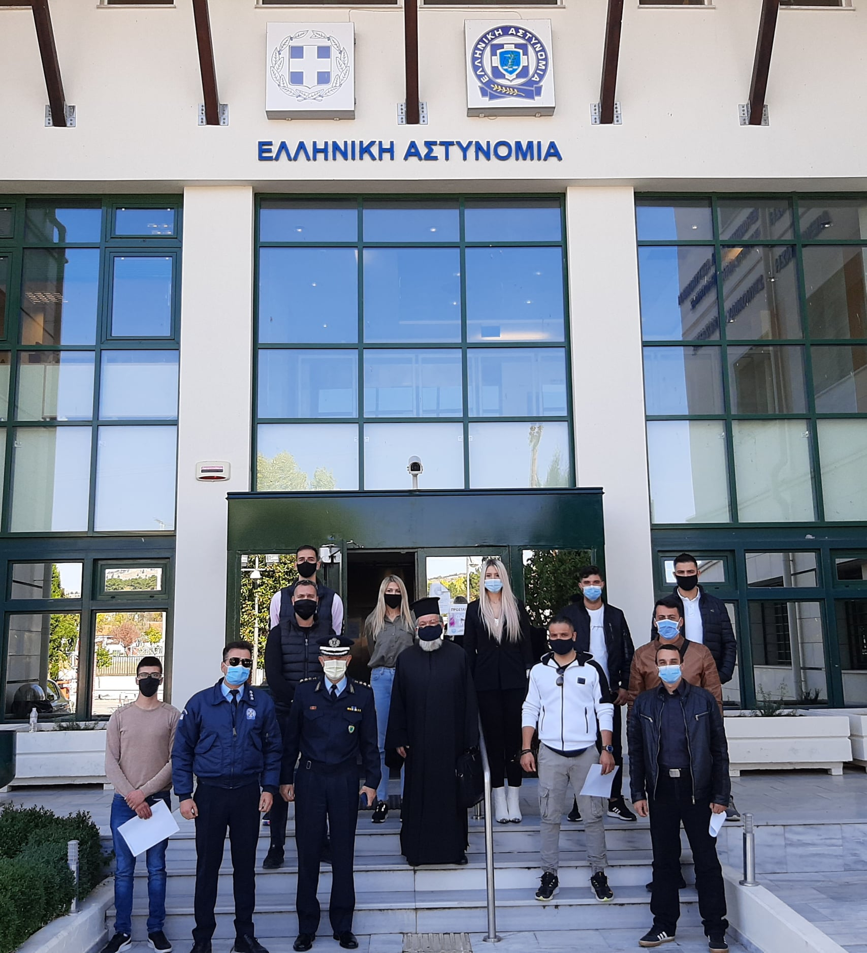 Ορκωμοσία 24 προσληφθέντων Συνοριακών Φυλάκων στις έδρες των Διευθύνσεων Αστυνομίας Κοζάνης, Γρεβενών, Καστοριάς και Φλώρινας