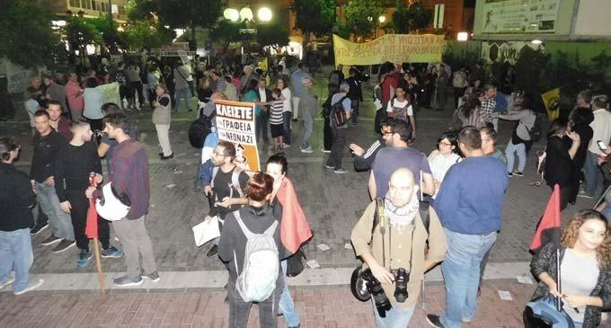 7 Οκτωβρίου- Αντιφασιστικές διαδηλώσεις σε όλη την Ελλάδα  ΑΝΤΙΦΑΣΙΣΤΙΚΗ ΣΥΓΚΕΝΤΡΩΣΗ ΤΗΝ ΤΕΤΑΡΤΗ 7/10/2020  12 ΤΟ ΜΕΣΗΜΕΡΙ ΚΕΝΤΡΙΚΗ ΠΛΑΤΕΙΑ ΠΤΟΛΕΜΑΙΔΑΣ