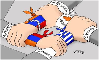 Τουρκικός επεκτατισμός & επιθέσεις σε Αρμενία, Ελλάδα, Κύπρο (Γράφει ο Λεωνίδας Κουμάκης)