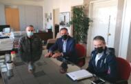 Συνεργασίες του Βουλευτή Στάθη Κωνσταντινίδη με τους Εμπορικούς Συλλόγους της ΠΕ Κοζάνης.