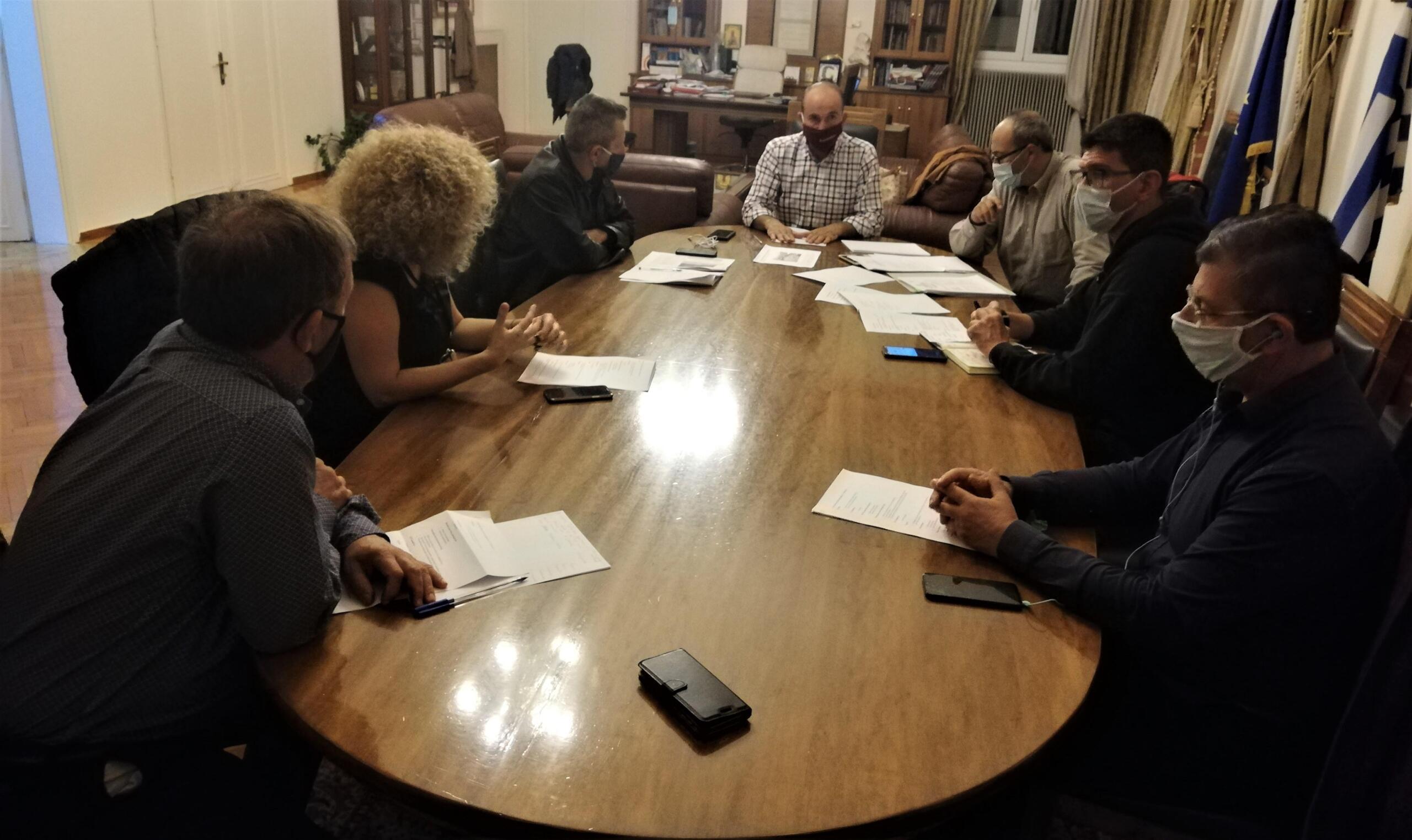 Σε επίπεδο συναγερμού 4 η ΠΕ Κοζάνης: Νέα έκτακτη σύσκεψη στο Δήμο Κοζάνης για την εξειδίκευση των μέτρων