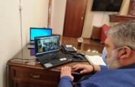 Σε τηλεσυνδιάσκεψη υπό τον Πρωθυπουργό για θέματα που αφορούν την Επιτροπή «Ελλάδα 2021», συμμετείχε ο Δήμαρχος Εορδαίας Παναγιώτης Πλακεντάς.