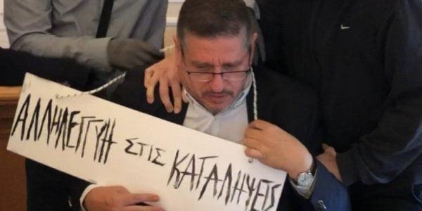 Χρυσοχοΐδης: Επικήρυξε με 100.000 τους δράστες της επίθεσης στον πρύτανη της ΑΣΟΕΕ