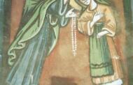 Τιμήθηκε η αγία Νεομάρτυς Χρυσή εκ Μογλενών,  στο Βελβεντό της Ιεράς Μητροπόλεως Σερβίων και Κοζάνης. του παπαδάσκαλου Κωνσταντίνου Ι. Κώστα