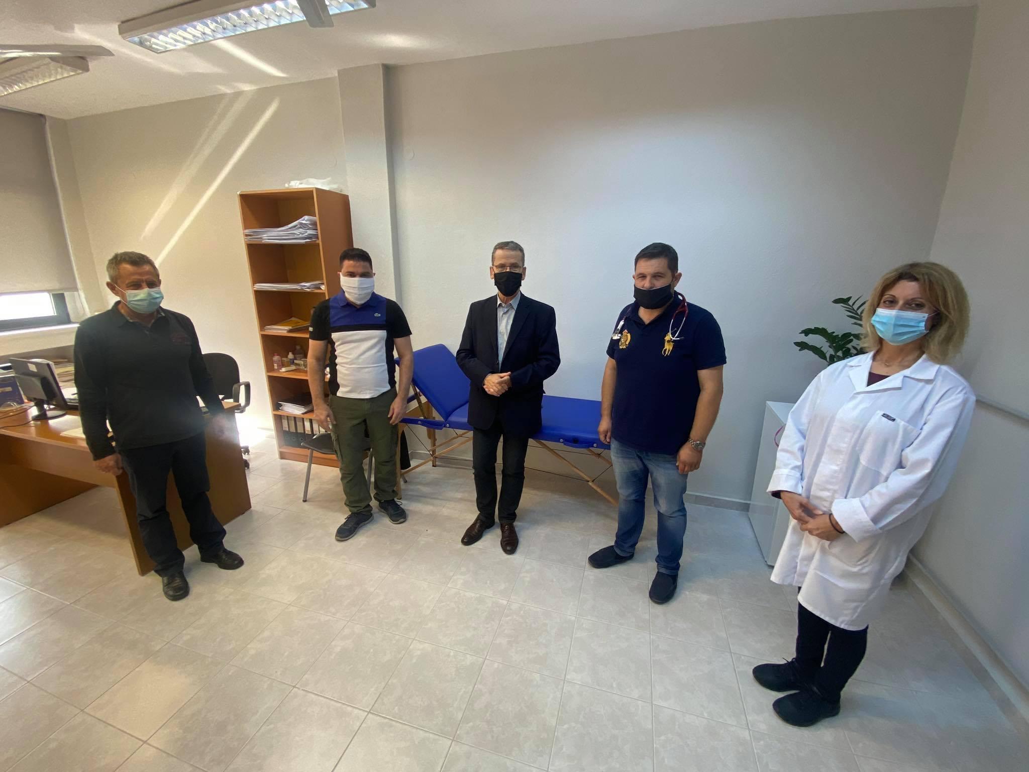 Ιατρείο Εργαζομένων ίδρυσε ο Δήμος Κοζάνης – Δωρεάν υπηρεσίες υγείας για τους υπαλλήλους