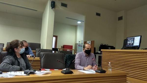 Σε ετοιμότητα ο Δήμος Κοζάνης ενόψει της χειμερινής περιόδου-Συνεδρίασε με τηλεδιάσκεψη το Σ.Τ.Ο. Πολιτικής Προστασίας