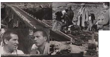 Η πρώτη ταινία που γυρίζεται το1961 στο Βενέτικο, ΓΡΕΒΕΝΑ: Γυρίσματα της κινηματογραφικής ταινίας «Η ΠΟΛΙΟΡΚΙΑ». Γράφει ο Αλέξανδρος ΤΖΙΟΛΑΣ ©