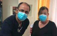 Ορκωμοσία του μόνιμου γιατρού Ντέμου Δημητρίου για το Παθολογικό τμήμα του Μαμάτσειου Νοσοκομείου Κοζάνης