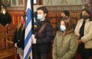 Τιμήθηκε η μνήμη των Τριών Ιεραρχών στα Σχολεία της Α/θμιας και Β/θμιας εκπαίδευσης (και) στην Α.Π.Β. της Ιεράς Μητροπόλεως Σερβίων και Κοζάνης,  εν μέσω της πανδημίας 2021, με τήρηση των υγειονομικών μέτρων.