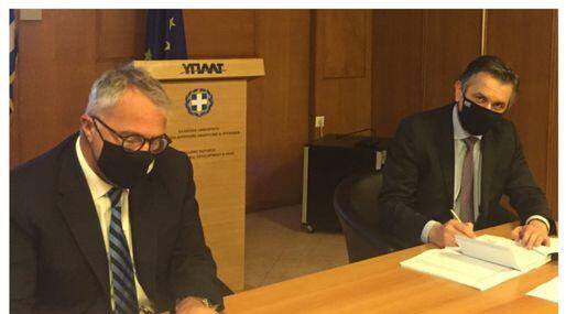 5,7 εκ. ευρώ για έργα συντήρησης του οδικού δικτύου της Περιφέρειας Δυτικής Μακεδονίας και 1,9 εκ ευρώ για τα διαχειριστικά σχέδια των Βοσκοτόπων στην περιφέρεια Δυτικής Μακεδονίας