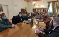 Συνάντηση του δημάρχου Κοζάνης Λάζαρου Μαλούτα με το προεδρείο του Συλλόγου Εκπαιδευτικών Πρωτοβάθμιας Εκπαίδευσης Κοζάνης.