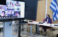 Στα προβλήματα της ανεργίας των γυναικών στην ΠΕ Κοζάνης, με την έντονη για πολλά χρόνια, εξορυκτική δραστηριότητα, αναφέρθηκε η Παρασκευή Βρυζίδου Βουλευτής Ν. Κοζάνης