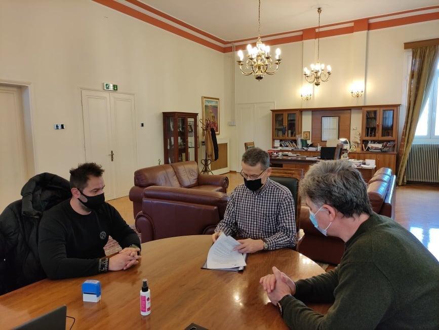 Δήμος Κοζάνης: Ξεκινούν οι παρεμβάσεις στις Κοινότητες της Δ.Ε. Δημητρίου Υψηλάντη