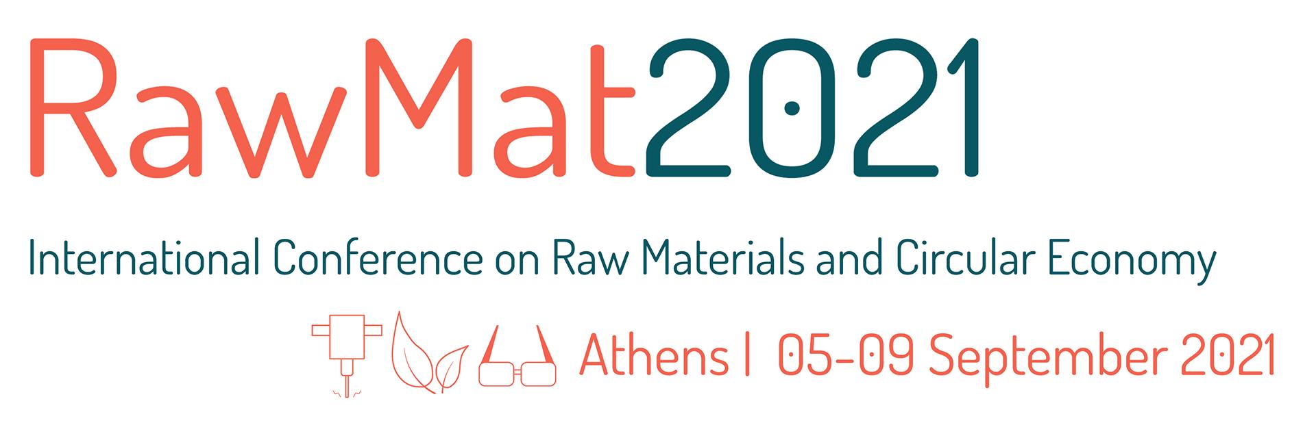 Πανεπιστήμιο Δυτικής Μακεδονίας: Το Τμήμα Ορυκτών Πόρων συνδιοργανωτής του Διεθνούς Συνεδρίου για τις Πρώτες Ύλες και την Κυκλική Οικονομία (International Conference on Raw Materials and Circular Economy - RawMat2021).