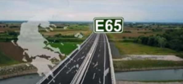 04:30' πλέον ώρες η διάρκεια της απόστασης Κοζάνης - Αθήνας μετά την ολοκλήρωση του Ε65.