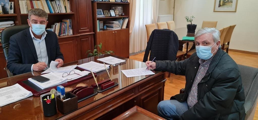 Δήμος Γρεβενών: Οριστική λύση στην υδροδότηση 27 χωριών θα δώσει το μεγάλο έργο των 9,2 εκατομμυρίων ευρώ για τη βελτίωση και επέκταση του εξωτερικού υδραγωγείου
