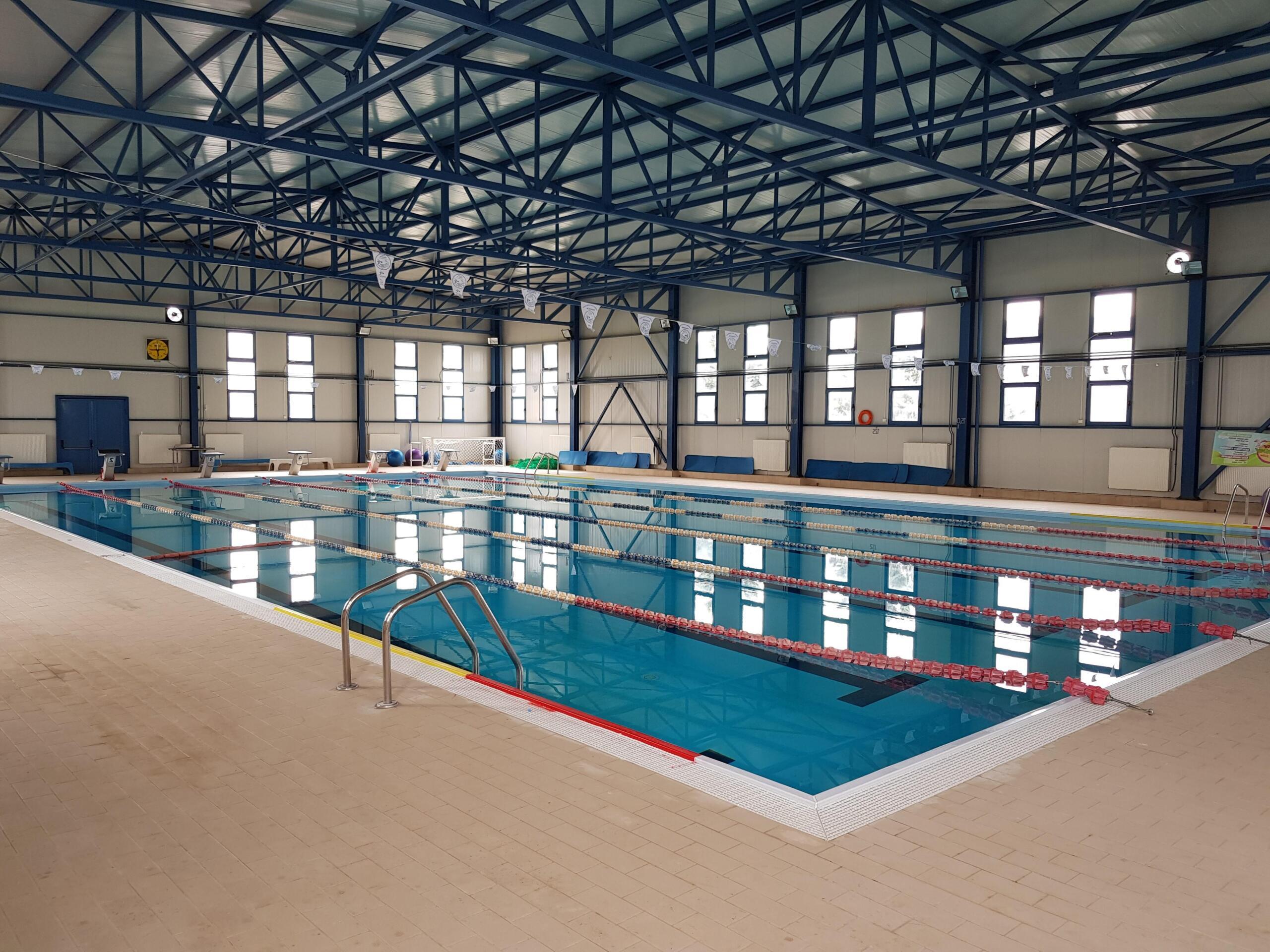 Εκσυγχρονίζονται οι εγκαταστάσεις του Λιάπειου Αθλητικού Κέντρου
